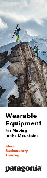 Patagonia Ski jackets Pants and Rucksacks