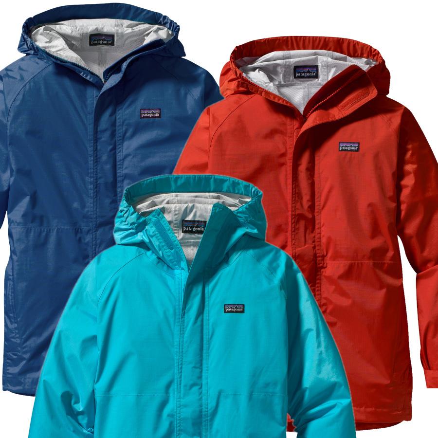 aafec1566 Patagonia - Kids' Torrentshell Jacket | Countryside Ski & Climb