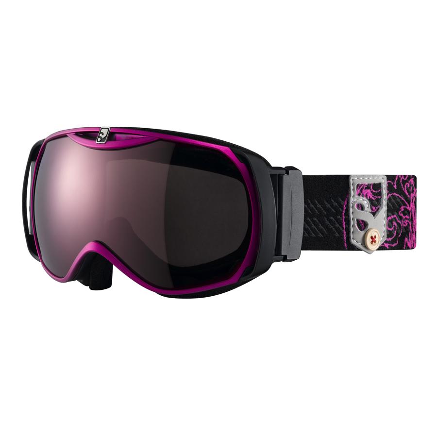salomon x cess 10 purple ruby multi women 39 s goggles. Black Bedroom Furniture Sets. Home Design Ideas