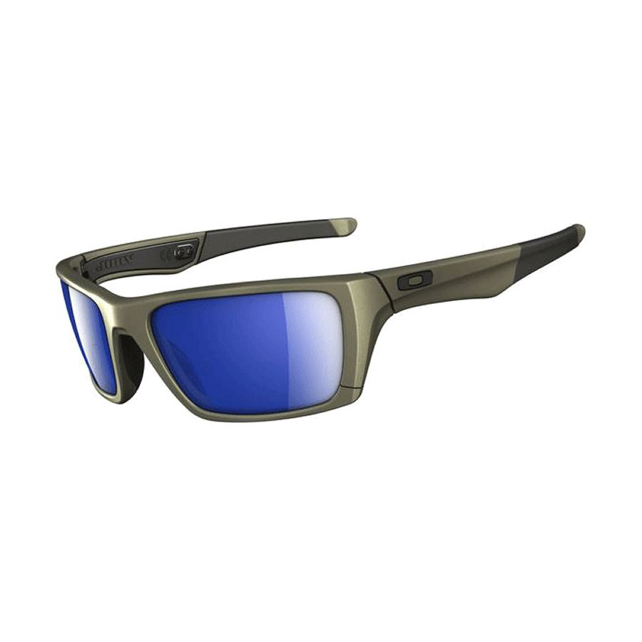 c871afc2af Oakley - Jury - Distressed Silver-Ice Iridium - OO4045-03 ...