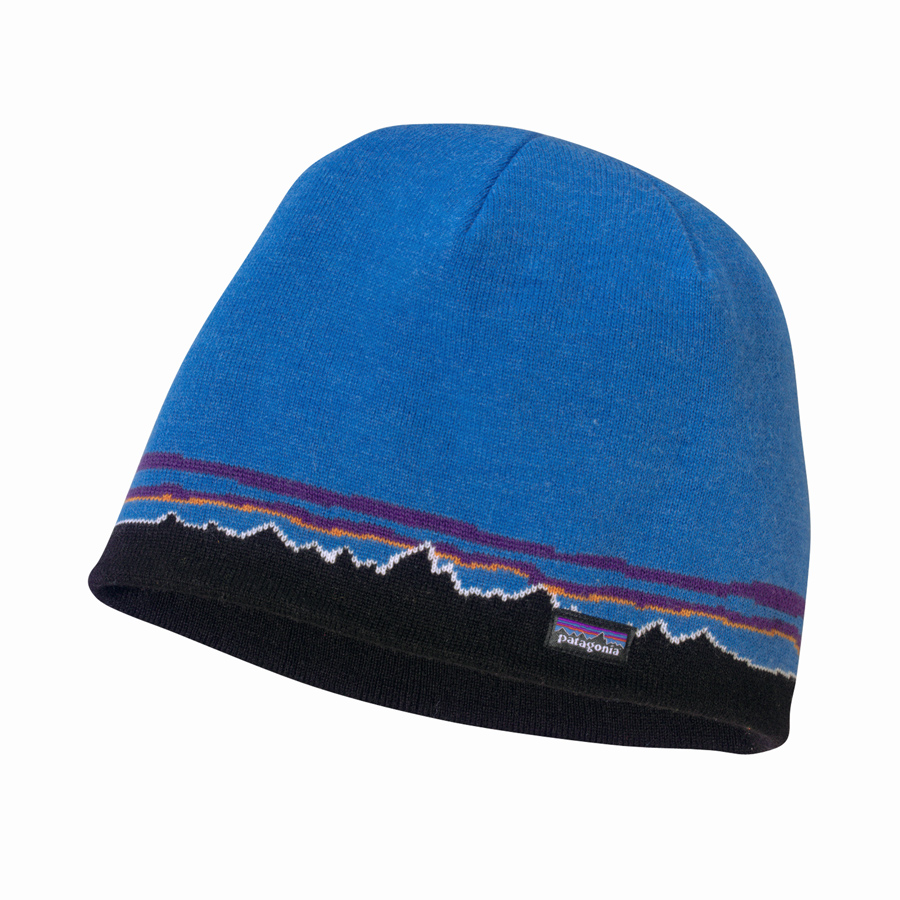 patagonia beanie hat winter 2013 countryside ski climb