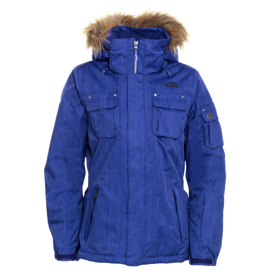 The North Face Women S Baker Delux Jacket Countryside