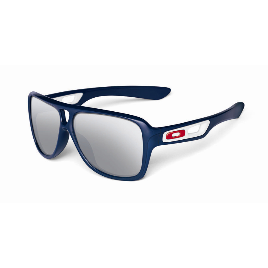f3c7054323 Oakley - Dispatch II - Polished Navy-Chrome Iridium - OO9150-02 ...
