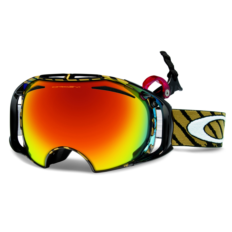 1a12a149d0f7 Oakley Shaun White Signature Series Airbrake Snow Goggle « Heritage ...
