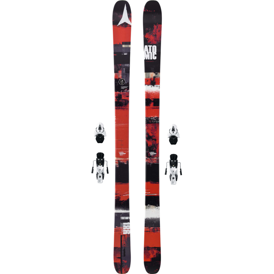 Atomic - Theory Skis With FFG 12 Bindings