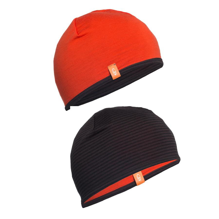 Icebreaker - Pocket Hat - Walnut-Heat  46127ebaf79