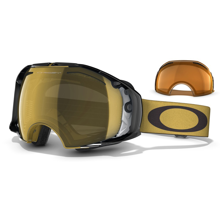 29faa3157a Oakley - Shaun White Signature Series Air Brake - Gold-24k Iridium ...