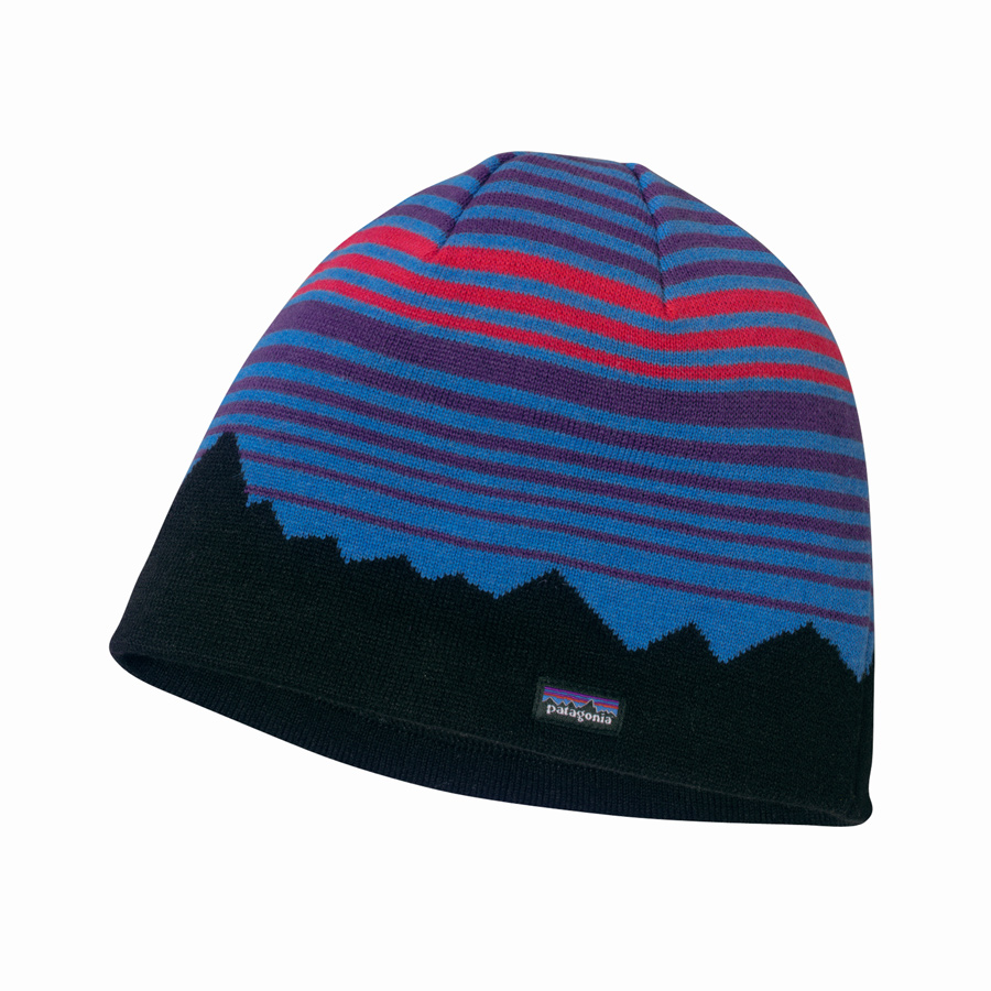 Patagonia - Lined Beanie - Vintage Fitz Roy  e2f9912c4a9