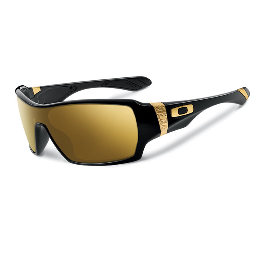 Oakley - Offshoot Shaun White Gold - Polished Black-24K Iridium ... 3213195183