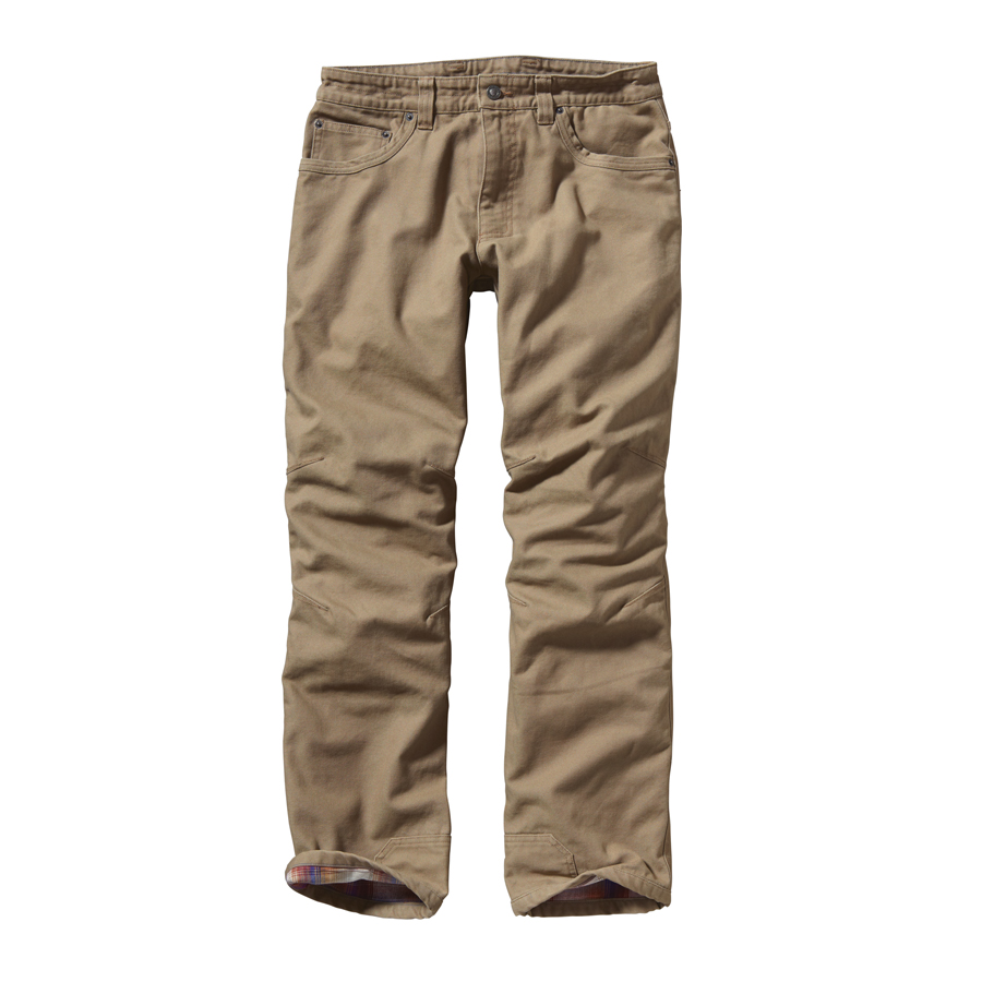 Patagonia - Men's Lined Workwear Canvas Pants