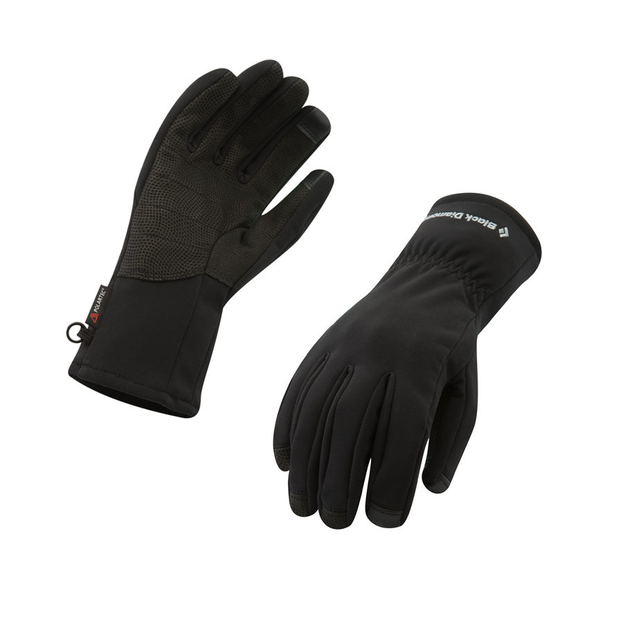 5d23fcd2f Black Diamond - Softshell Gloves | Countryside Ski & Climb