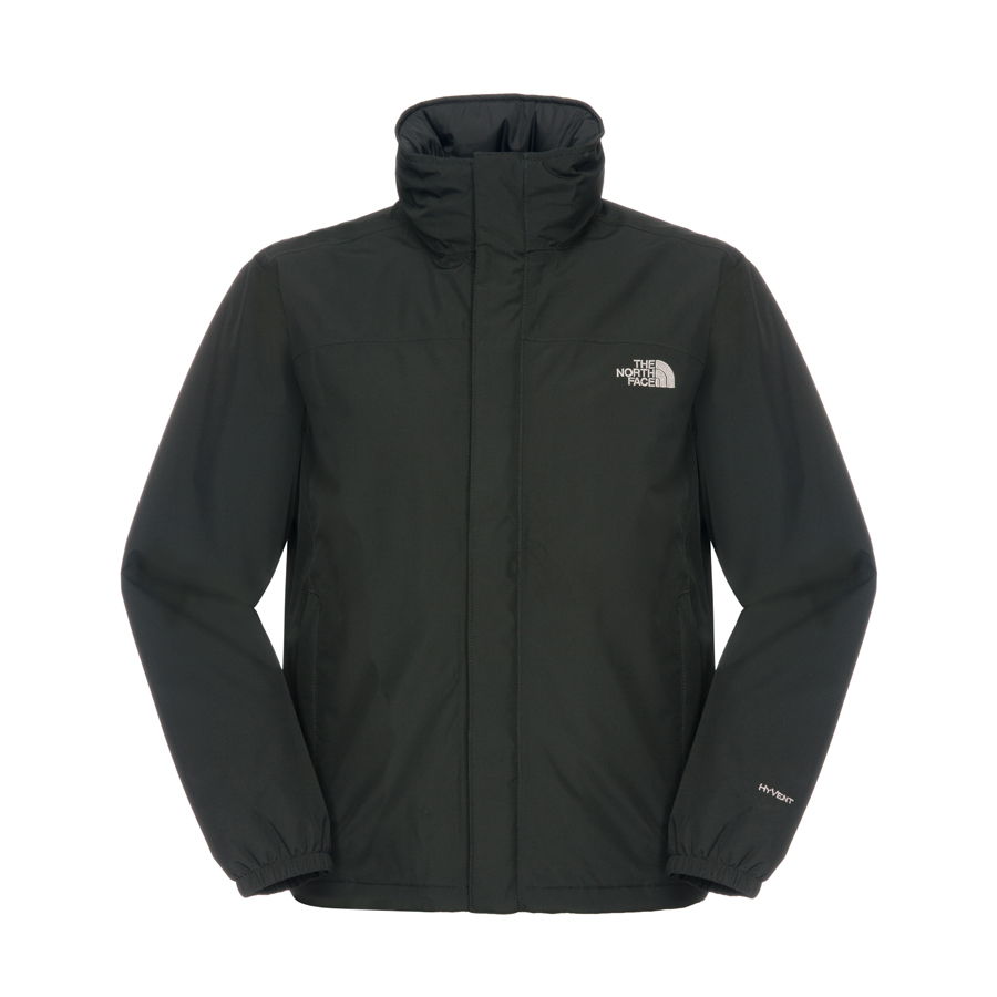 the north face men 39 s resolve insulated jacket winter. Black Bedroom Furniture Sets. Home Design Ideas