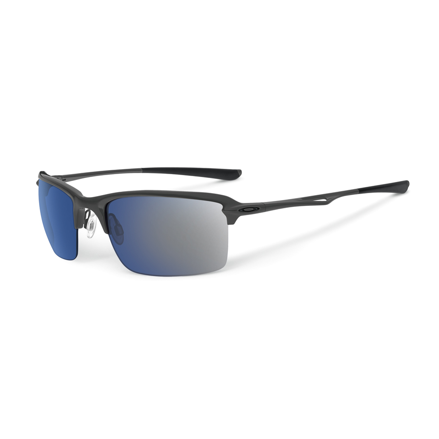 oakley big taco ice iridium polarized