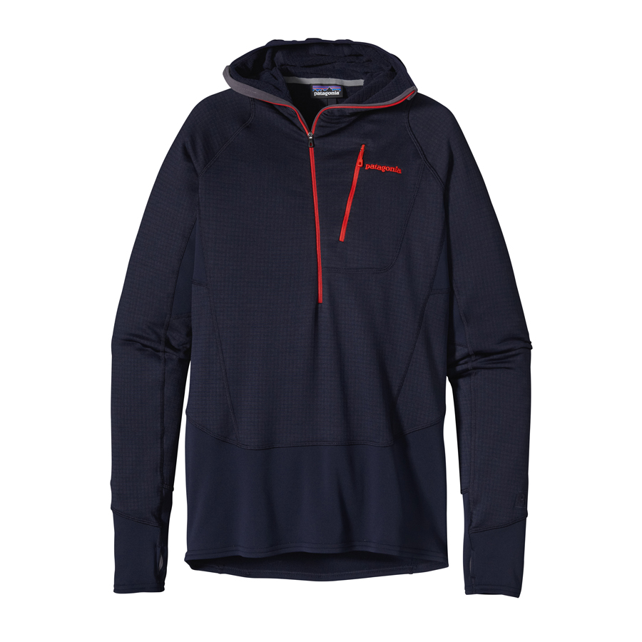 R1 fleece hoody