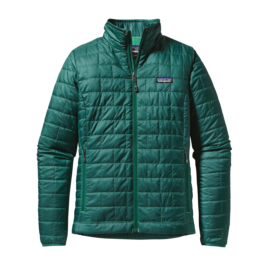 As a sleek micro-belay parka on chilly rock routes or as an insulated layer during winter storms, the women's Patagonia Nano Puff jacket traps body heat and blocks wind using 75% recycled materials. Available at REI, % Satisfaction Guaranteed/5(71).