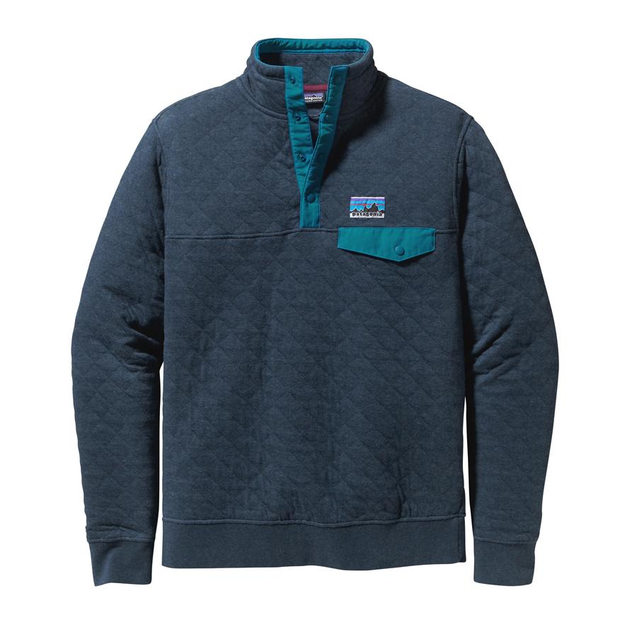 Patagonia Exclusive Men S Cotton Quilt Snap T Po
