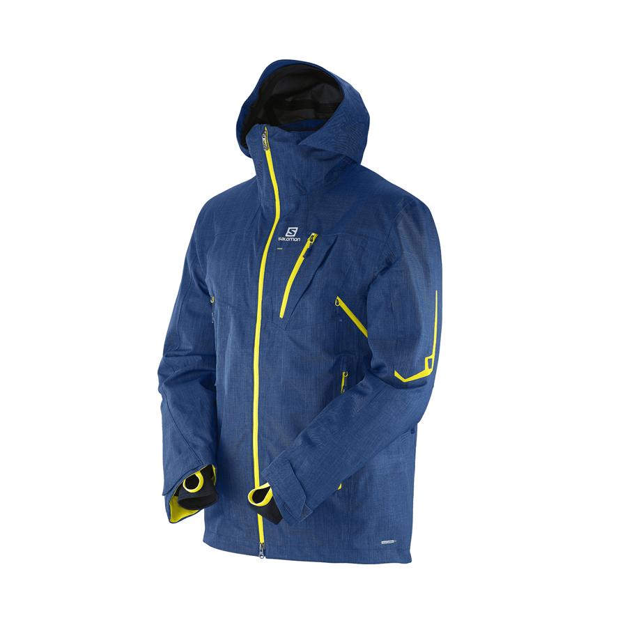 0dedfb8efba1 Salomon - Men s Foresight 3-Layer Jacket