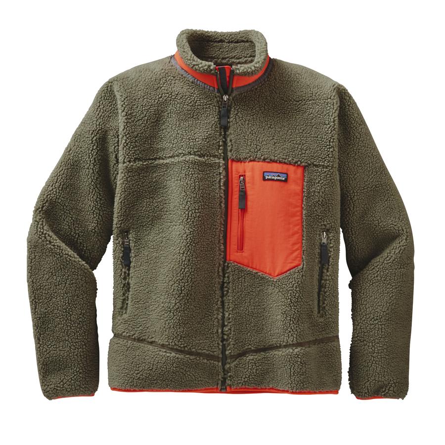 Patagonia Men S Classic Retro X Fleece Jacket Winter