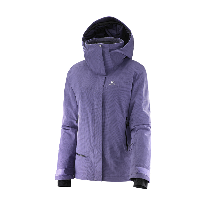 Salomon - Women s QST Snow Jacket  00f35824b
