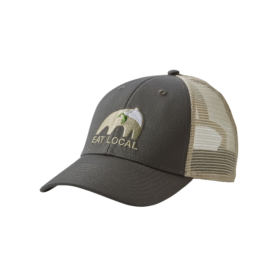 5744672e2 Patagonia - Eat Local Upstream LoPro Trucker Hat - Summer 2017 ...