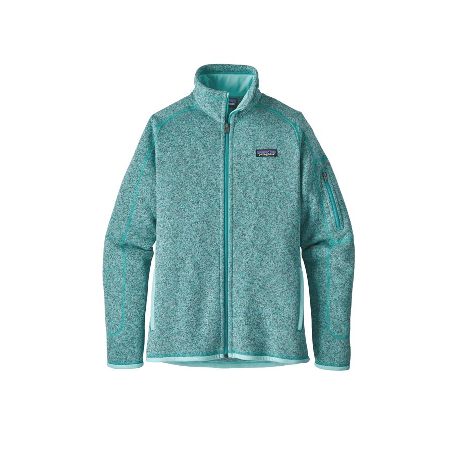 Patagonia Womens Better Sweater Fleece Jacket Summer 2018
