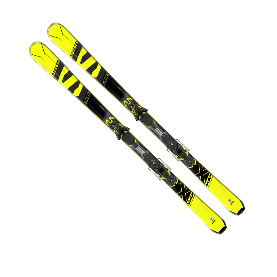X-Max 10 Skis With XT12 Bindings