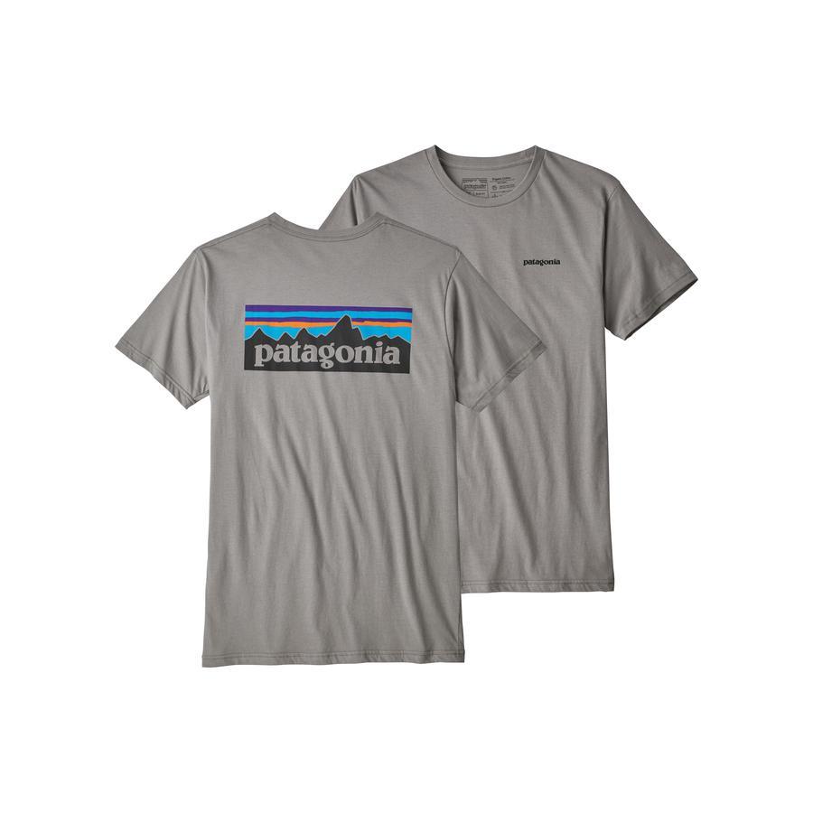 fd50d09811d2e Patagonia - Men s P-6 Logo Organic Cotton T-Shirt - Summer 2019 ...