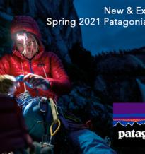 New Spring 2021 Arrivals from Patagonia