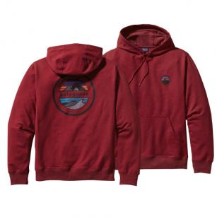 HOODED MONK SWEATSHIRTI