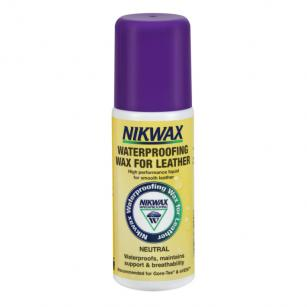NIKWAX WPROOF LEATHR WAX 125ML