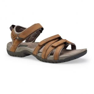 TEVA WMS TIRRA LEATHER - RUST