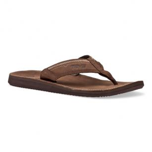 TEVA BENSON LEATHER FLIP