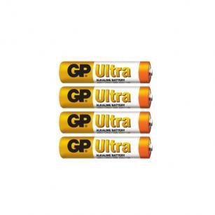 GPB ULTRA ALKALINE AAA-PK4