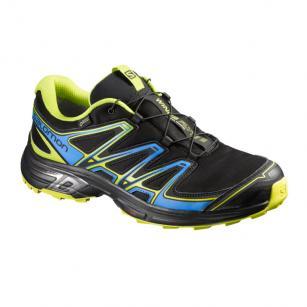 WINGS FLYTE 2 GTX MEN BLK-BLUE