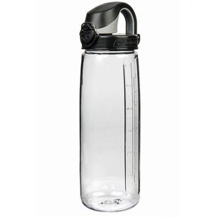 NALGENE OTF CLEAR - BLACK CAP