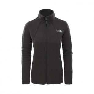 TNF W CRESCENT FULL ZIP