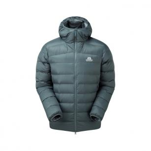 ME SKYLINE HOODED JACKET