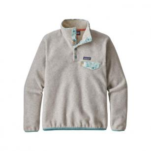 W LW SYNCHILLA SNAP-T PULLOVER