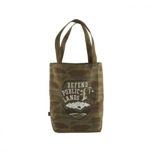 MARKET TOTE-DEFEND PUBLIC LAND