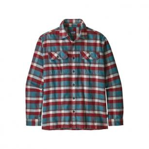 LNG-SLEEVED FJORDFLANNEL SHIRT