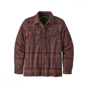 INSULATED FJORD FLANEL SHIRT