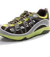 SCARPA SPARK MENS-BLACK/APPLE