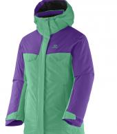 SALOMON YTH SASHAY JACKET