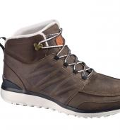 UTILITY - BROWN LEATHER/BISON