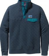 PATAGONIA COTTON QUILTED SNAPT
