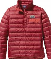 PATAGONIA WMS DOWNSNAPT PULLON