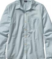 PAT. WMS LS BROOKGREEN SHIRT