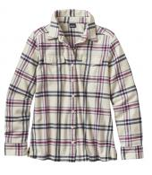 W'S LS FJORD FLANNEL SHIRT