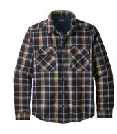 LS RECYCLED WOOL SHIRT
