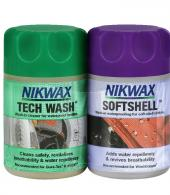 NIKWAX TECWASH/SOFTSHELL 150ML